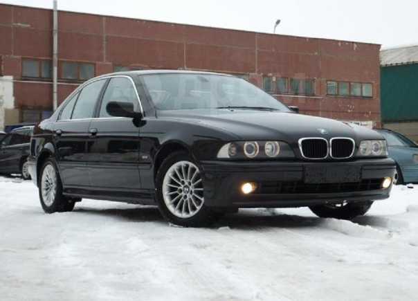BMW 5-Series, 2002 год, 245 000 руб.