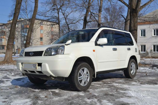 Nissan X-Trail, 2001 год, 395 000 руб.