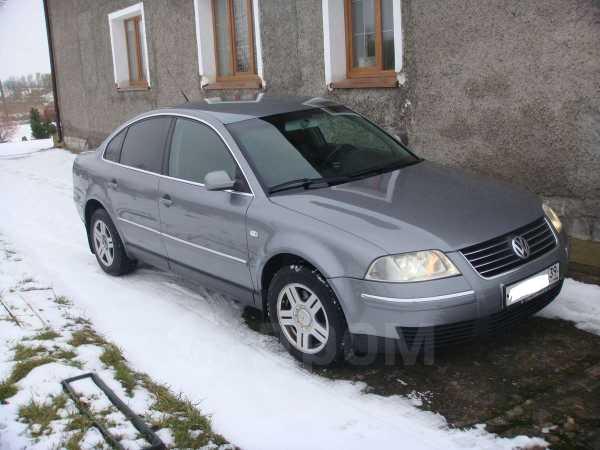 Volkswagen Passat, 2002 год, 395 000 руб.