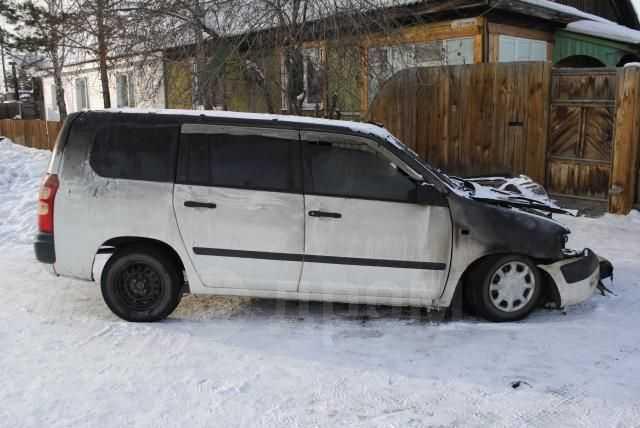 Toyota Succeed, 2002 год, 75 000 руб.