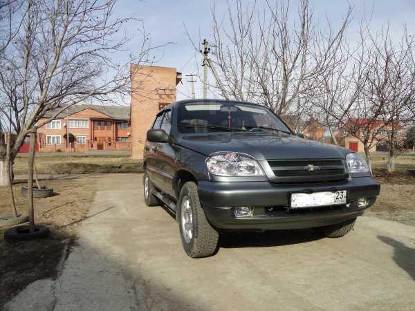 Chevrolet Niva, 2004 год, 350 000 руб.