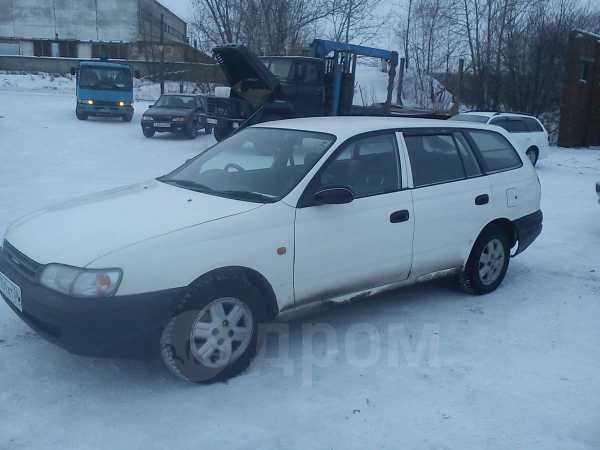 Toyota Caldina, 2001 год, 240 000 руб.
