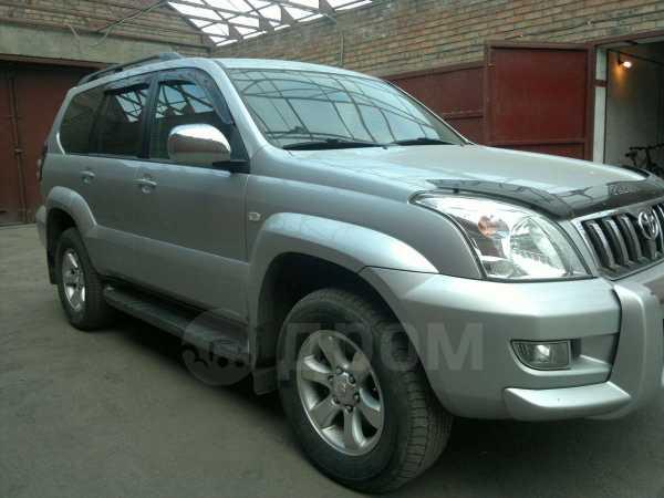 Toyota Land Cruiser Prado, 2008 год, 1 150 000 руб.