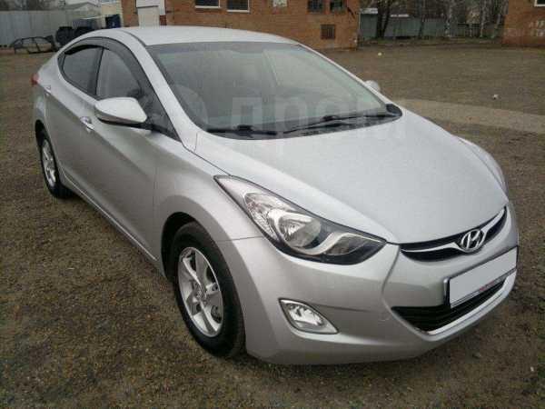Hyundai Avante, 2012 год, 720 000 руб.