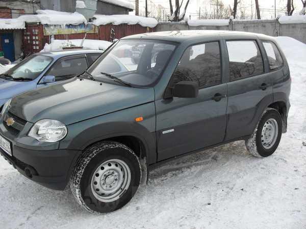 Chevrolet Niva, 2009 год, 380 000 руб.