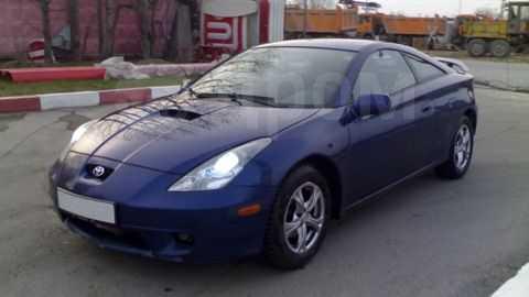 Toyota Celica, 2002 год, 450 000 руб.