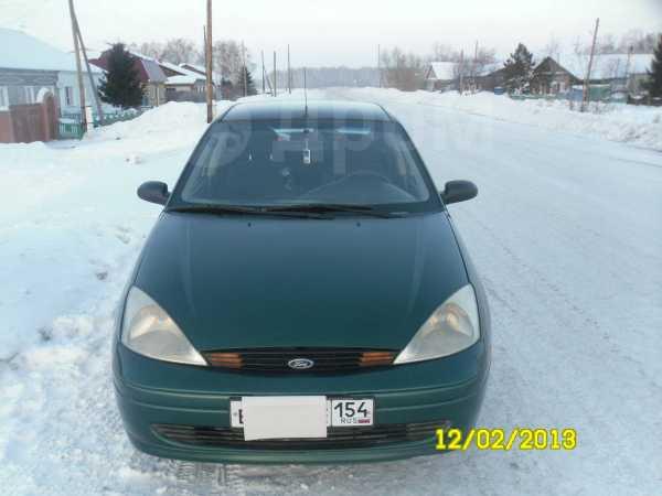 Ford Focus, 2000 год, 255 000 руб.