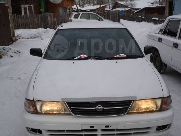 Nissan Sunny, 1998 год, 175 000 руб.