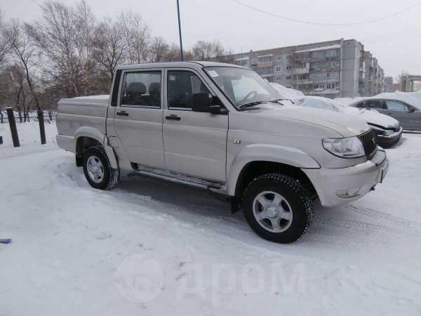 УАЗ Пикап, 2012 год, 620 000 руб.