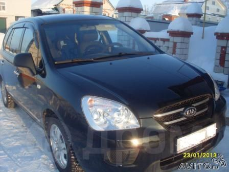 Kia Carens, 2009 год, 500 000 руб.