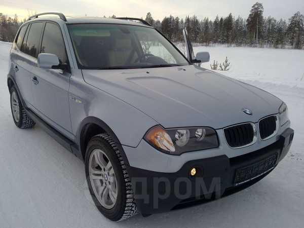 BMW X3, 2005 год, 920 000 руб.