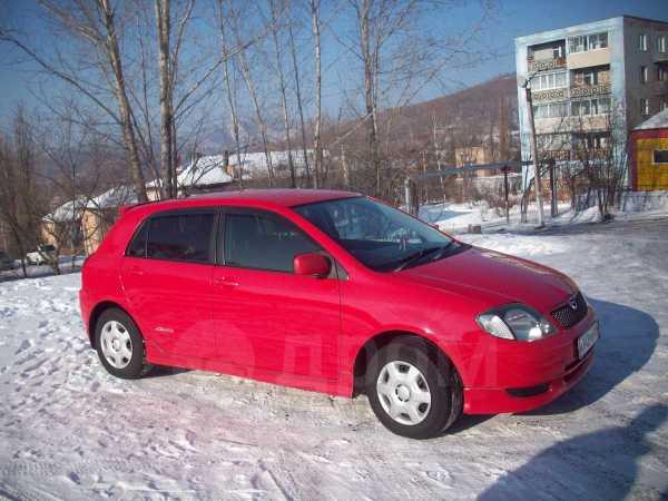 Toyota Corolla Runx, 2002 год, 350 000 руб.