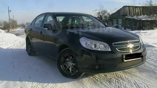 Chevrolet Epica, 2012 год, 680 000 руб.