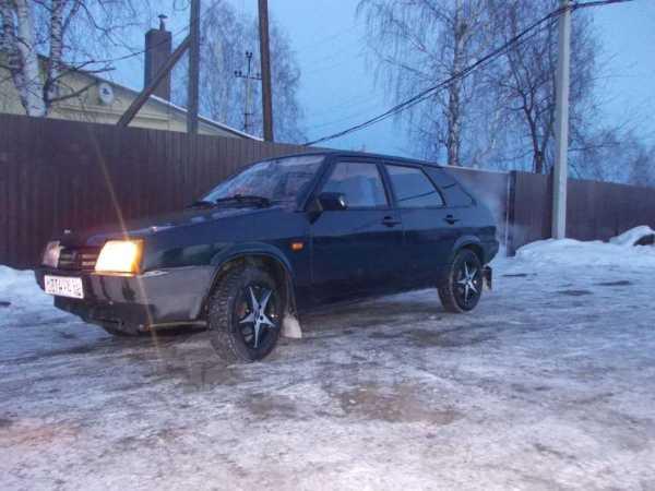 Лада 2109, 1999 год, 93 000 руб.