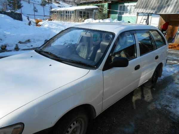 Toyota Corolla, 2002 год, 225 000 руб.