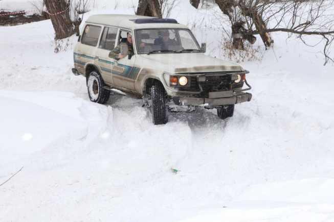 Toyota Land Cruiser, 1988 год, 345 000 руб.