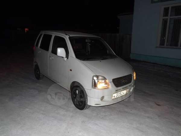 Suzuki Wagon R Solio, 2002 год, 179 000 руб.