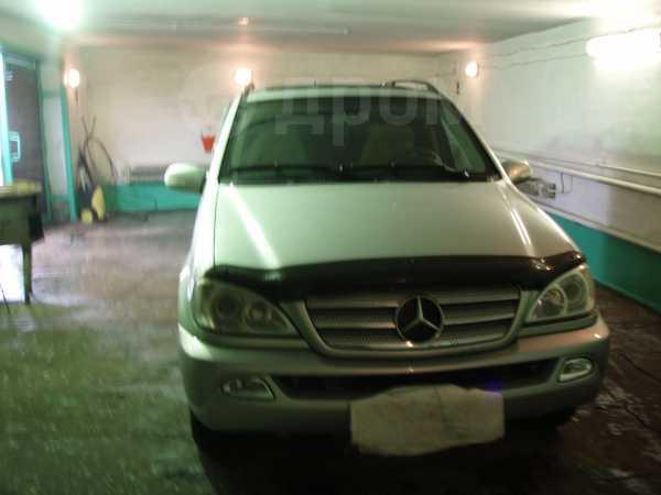 Mercedes-Benz M-Class, 2002 год, 630 000 руб.