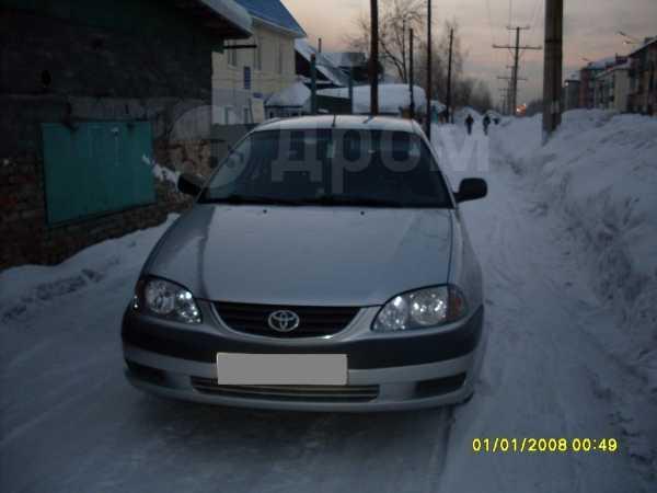 Toyota Avensis, 2001 год, 270 000 руб.