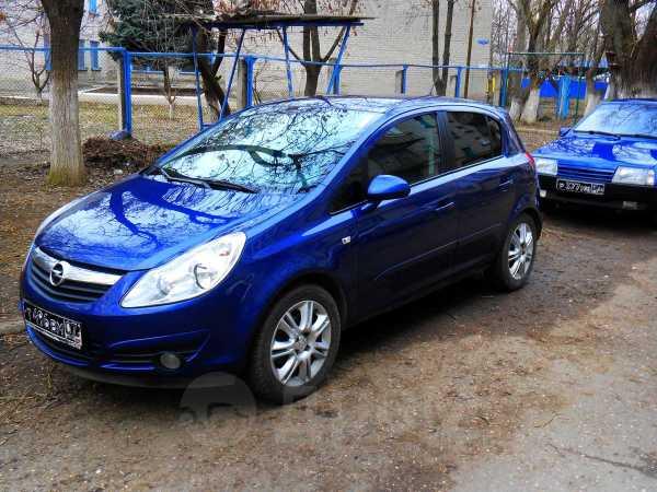 Opel Corsa, 2007 год, 385 000 руб.
