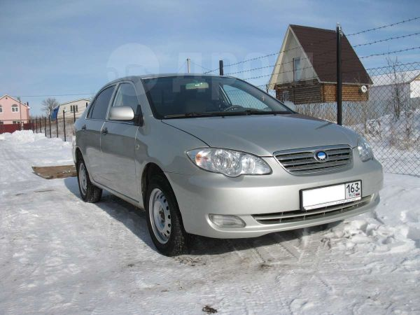 BYD F3, 2007 год, 235 000 руб.