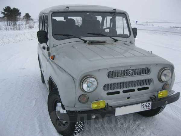 УАЗ 3151, 2001 год, 190 000 руб.