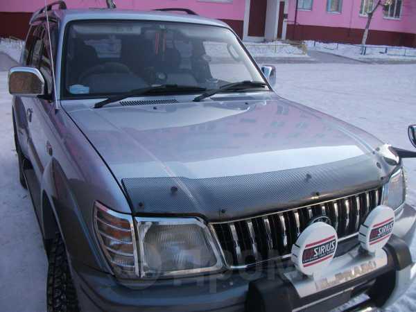 Toyota Land Cruiser Prado, 1997 год, 760 000 руб.