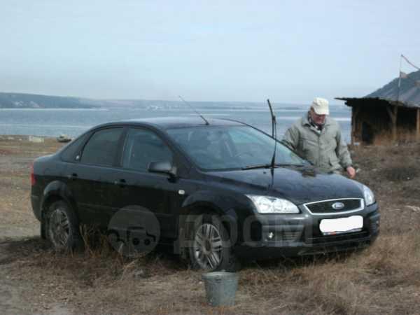 Ford Focus, 2005 год, 430 000 руб.