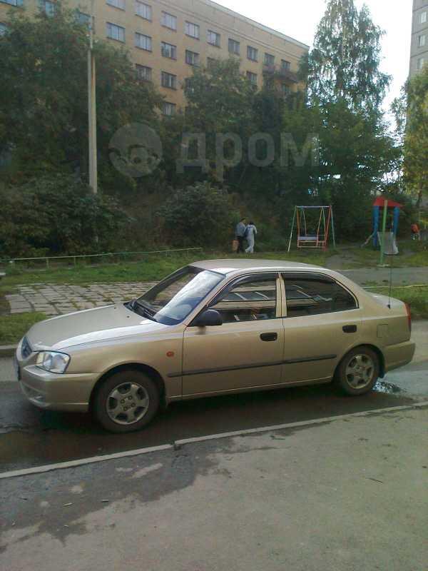 Hyundai Accent, 2007 год, 285 000 руб.