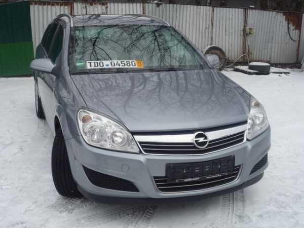 Opel Astra, 2009 год, 555 000 руб.