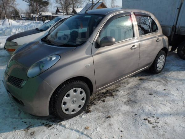 Nissan March, 2007 год, 245 000 руб.