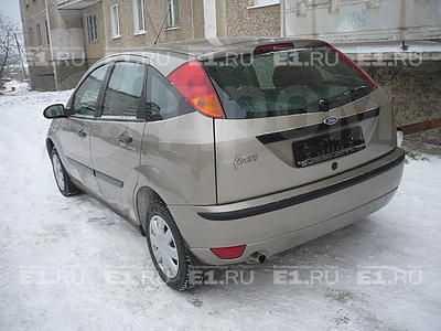 Ford Focus, 2004 год, 258 000 руб.