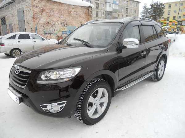 Hyundai Santa Fe, 2011 год, 1 250 000 руб.