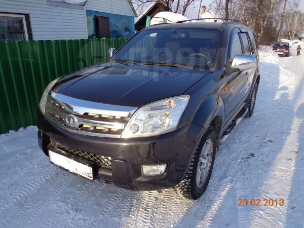 Great Wall Hover H3, 2008 год, 565 000 руб.