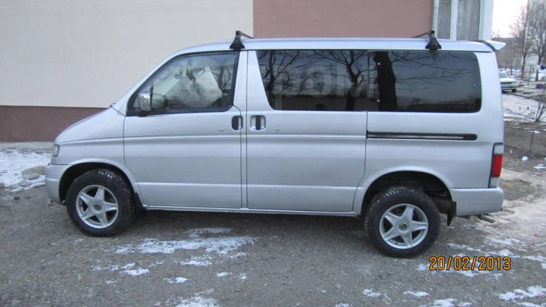 Mazda Bongo Friendee, 1996 год, 300 000 руб.