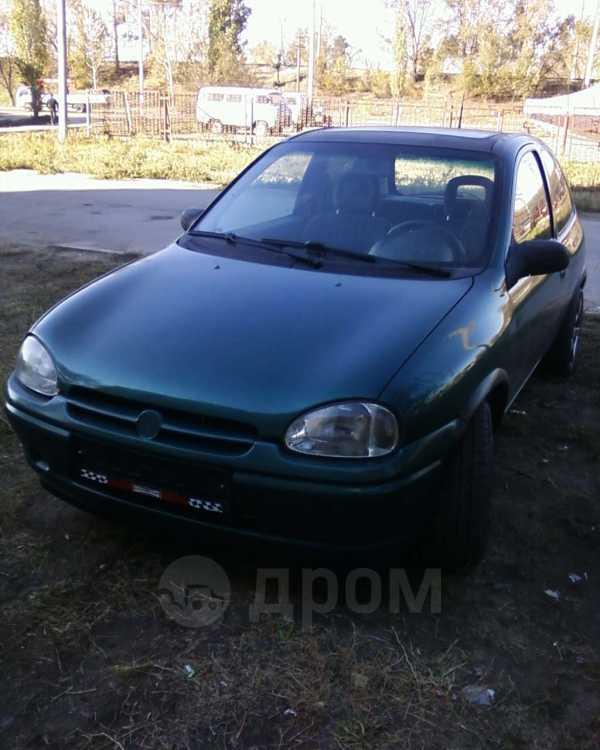 Opel Corsa, 1997 год, 110 000 руб.