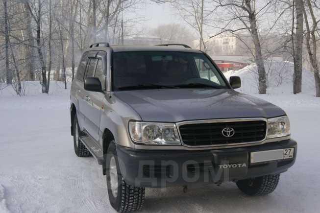 Toyota Land Cruiser, 2002 год, 1 050 000 руб.