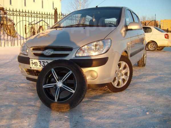 Hyundai Getz, 2008 год, 347 000 руб.