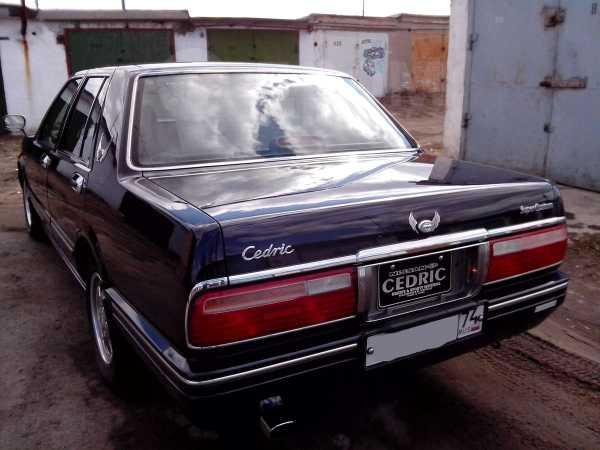 Nissan Cedric, 1999 год, 267 000 руб.