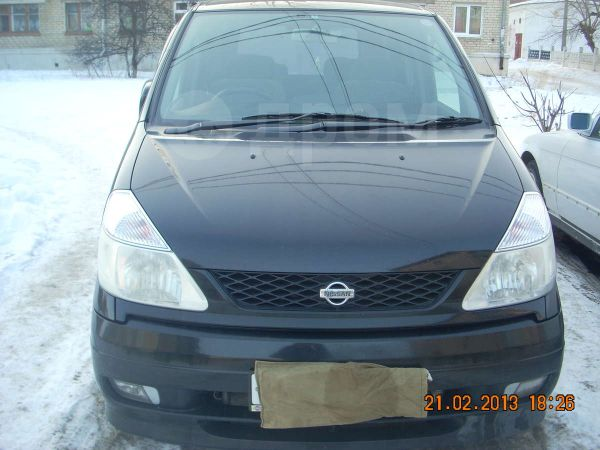 Nissan Serena, 2001 год, 375 000 руб.