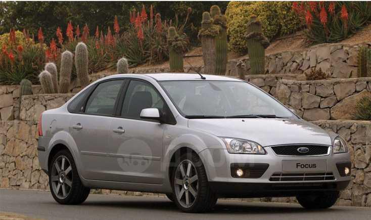 Ford Focus, 2005 год, 410 000 руб.