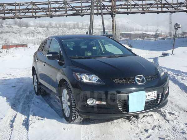 Mazda CX-7, 2008 год, 858 000 руб.