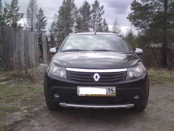 Renault Sandero Stepway, 2011 год, 475 000 руб.