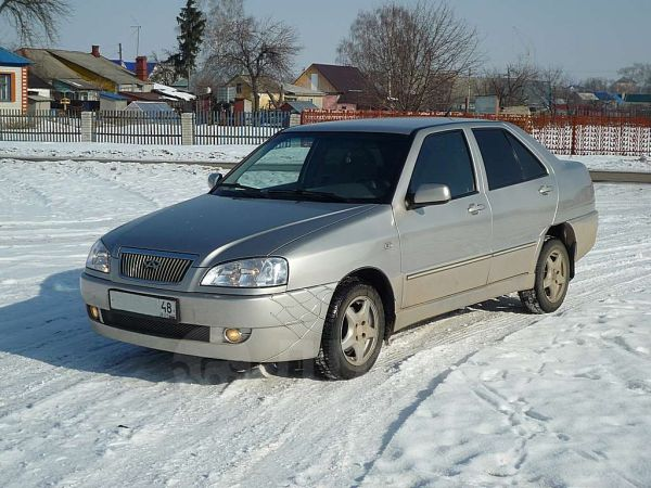 Chery Amulet A15, 2007 год, 210 000 руб.