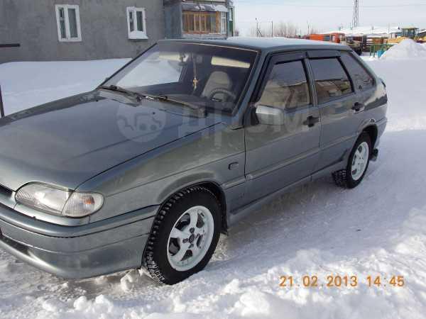 Лада 2114 Самара, 2008 год, 190 000 руб.