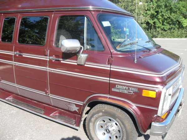 Chevrolet Starcraft, 1992 год, 485 000 руб.