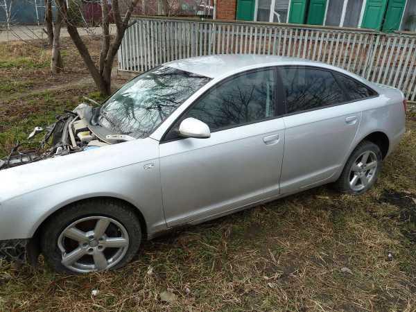Audi A6, 2006 год, 200 000 руб.