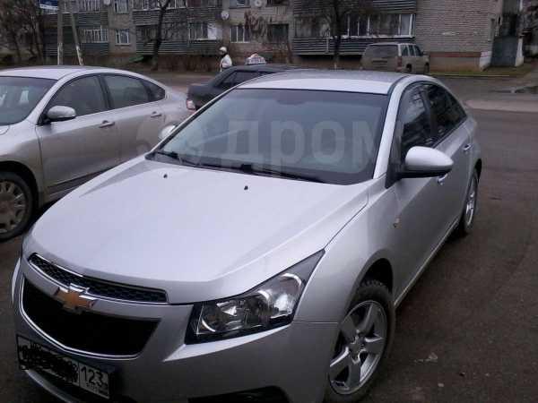 Chevrolet Cruze, 2010 год, 625 000 руб.