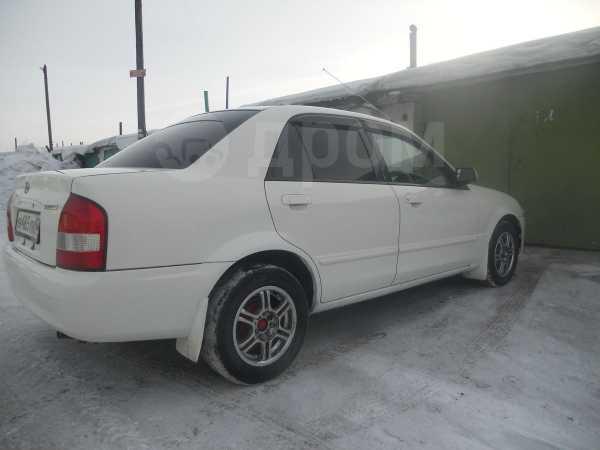Mazda Familia, 2000 год, 215 000 руб.