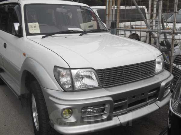 Toyota Land Cruiser Prado, 2000 год, 920 000 руб.